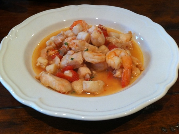 Fish Stew Dukan Diet Recipe