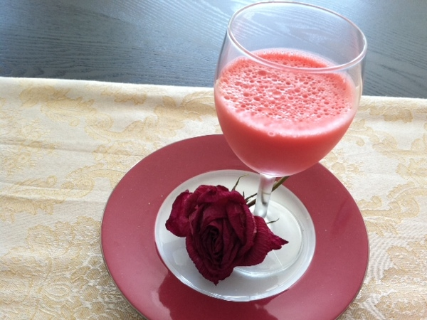Strawberry souffle Dukan Diet Recipe