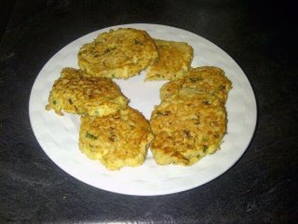 Tuna Patties Dukan Diet Recipe
