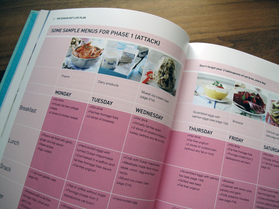 The Dukan Diet Life Plan - MyDukanDiet Book Review